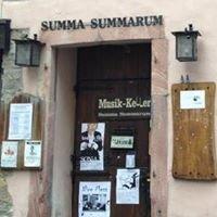 Summa Summarum Musikkeller