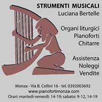 Bertelle Pianoforti Monza