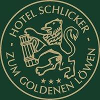 """Hotel Schlicker """"Zum Goldenen Löwen"""""""