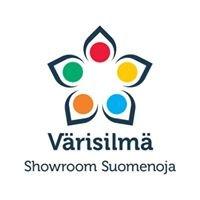 Värisilmä showroom Suomenoja