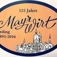 Mayr-Wirt Erding
