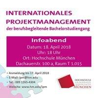 Bachelorstudiengang Internationales Projektmanagement