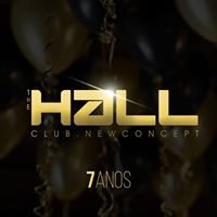 THE HALL CLUB NEW CONCEPT