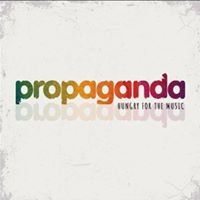 Propaganda. Hungry for the Music