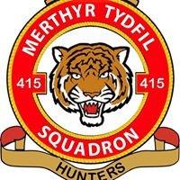 415 Merthyr Tydfil Squadron Royal Air Force Air Cadets