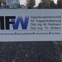 IFW Ingenieurgemeinschaft für Tragwerksplanung