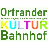 Ortrander Kulturbahnhof