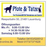 Pfote & Tatze