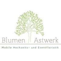 Blumen - Astwerk