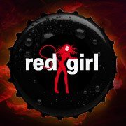 Red Girl Alcoholic Ginger Drink