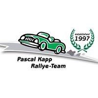Pascal Kapp Rallye-Team