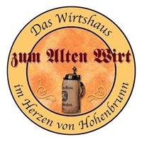 Wirtshaus Alten Wirt Hohenbrunn