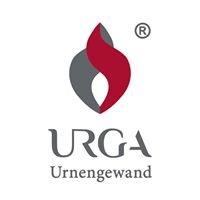 URGA Urnengewand - individuell gestaltete BioUrnen