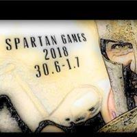CFNI Spartan GAMES