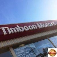 Timboon Motors