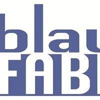 Blaue Fabrik