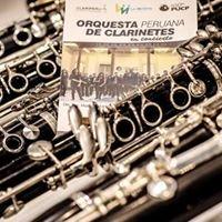 Orquesta Peruana de Clarinetes PUCP