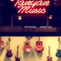 Tanyan Music - L.A. Chinatown store