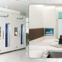 Napcabs sleeping cabins Berlin - TXL
