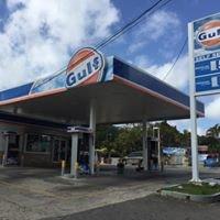 Gulf Charlie Gas Station