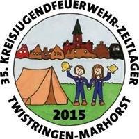 Jugendfeuerwehr Zeltlager 2015