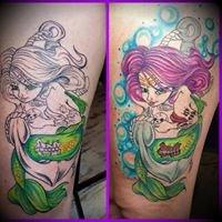 Farbstoff Tattoo