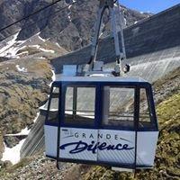 Téléphérique Dixence - Lac des Dix
