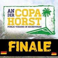 An der Copa HORST