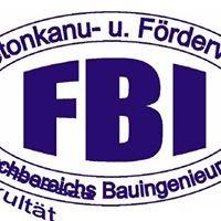 Förder- und Absolventenverein der Fakultät Bauingenieurwesen FBI