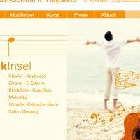 Musikinsel Freie Musikschule in Karlsruhe-Hagsfeld