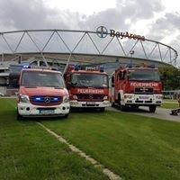 Feuerwehr Leverkusen LZ 13 - Bürrig