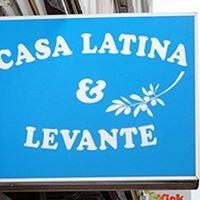 Casa Latina y Levante