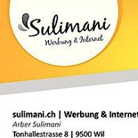 Sulimani.ch   Werbung & Internet