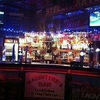 Macintyres Bar Troon