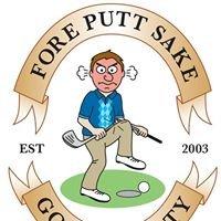 Fore Putt Sake Golf Society