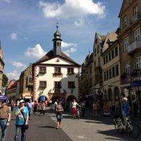 Bad Kissingen - Marktplatz