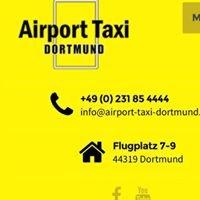 Airport Taxi Dortmund