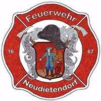 Feuerwehr Neudietendorf
