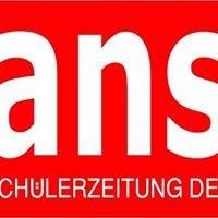"""Schülerzeitung """"anstalt"""" Görres-Gymnasium Koblenz"""