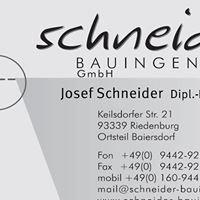 Schneider Bauingenieure GmbH