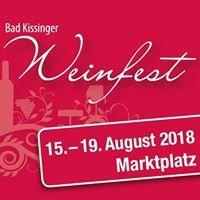 Bad Kissinger Weinfest