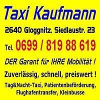 Taxi Gloggnitz Wolfgang Kaufmann
