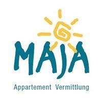 Maja Appartement Vermittlung
