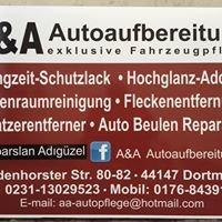 A&A Autoaufbereitung