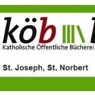 Katholische öffentliche Bücherei St Joseph und Norbert Köln Dellbrück