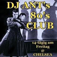 DJ ANT's 80's CLUB