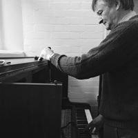 Graham Sharland the Piano Tuner