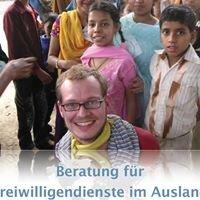 Beratung für Freiwilligendienste im Ausland