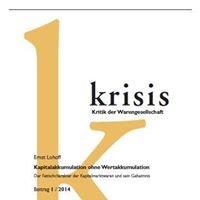 Krisis - Kritik der Warengesellschaft
