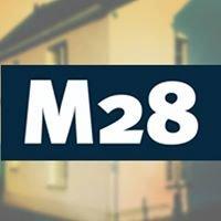 M28 Markenwerbung